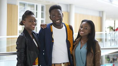Image for Nigerians head for Nottingham and beyond to study