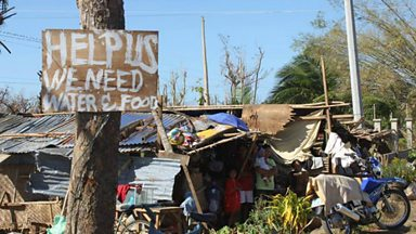 Image for Typhoon Haiyan relief effort