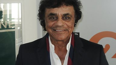Image for Steve chats to Johnny Mathis