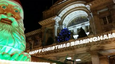 Image for Birmingham is the festive best