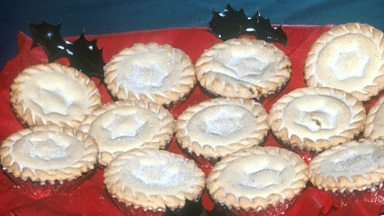 Image for Mince Pie Pastry Recipe