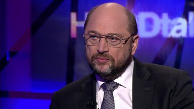 Image for Schulz: UK should be a 'fully-fledged' EU member