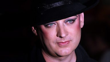Image for Boy George - Tracks of My Years