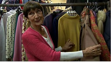 Image for Eastenders actress June Brown