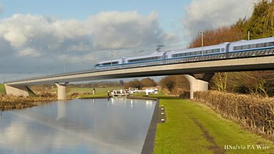 Image for HS2: Your views