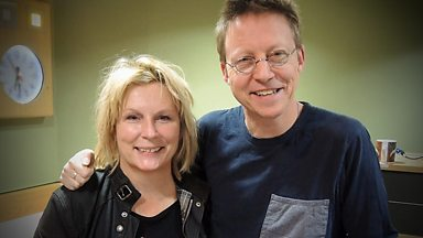 Image for Jennifer Saunders talks to Simon Mayo