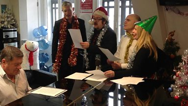 Image for Steve Wright Team Carolers