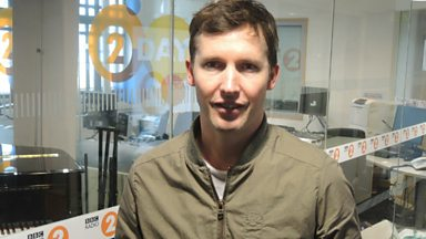 Image for Steve chats to James Blunt