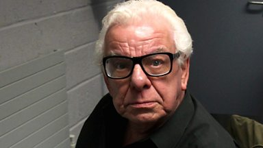 Image for Barry Cryer keeping things light while playing Word for Word