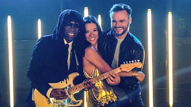 Image for Tensnake (feat Nile Rodgers and Fiora) - Love Sublime