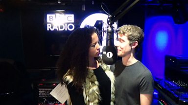 Image for Matt chats to Natalie Gumede from Strictly Come Dancing