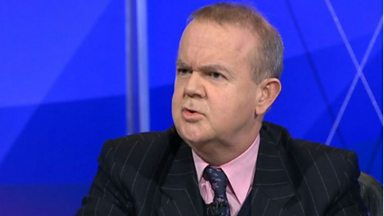 Image for Private Eye editor Ian Hislop