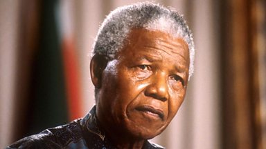 Image for Benjamin Zephaniah remembers Nelson Mandela