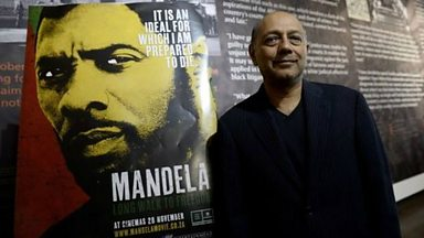 Image for Nelson Mandela Biopic Producer Anant Singh