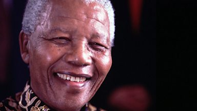 Image for MP Adam Afriyie's tribute to Nelson Mandela