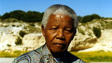 Image for Hugo Vickers reflects on the death of Nelson Mandela