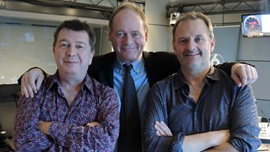 Image for John Lloyd speaks to Radcliffe and Maconie