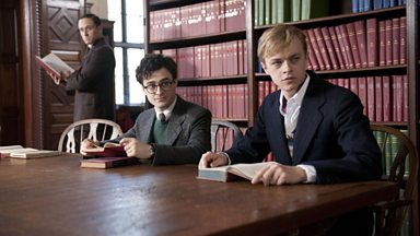 Image for Mark Kermode reviews Kill Your Darlings