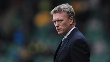 Image for David Moyes on Man Utd defeat:
