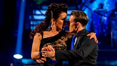 Image for Susanna Reid & Kevin dance the Argentine Tango to 'Smooth Criminal'