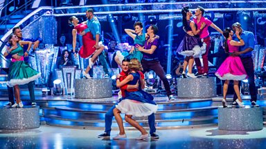Image for Strictly in 60: Quarter Finals