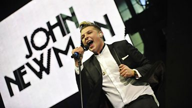 Image for 5 LIVE EXCLUSIVE: John Newman to open this year's BBC Sports Personality of the Year