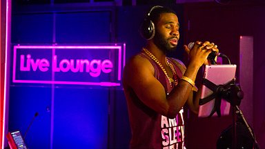 Image for Jason Derulo - Royals in the Live Lounge