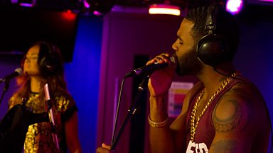 Image for Jason Derulo - Trumpets in the Live Lounge