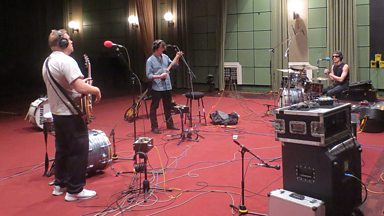 Image for North Mississippi Allstars live in session for Paul Jones