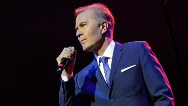 Image for ABC's Martin Fry speaks to Radcliffe and Maconie