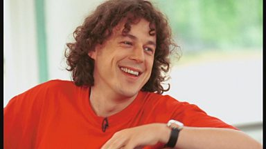 Image for Comedian Alan Davies