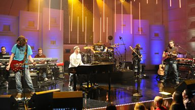 Image for Gary Barlow live 'In Concert' soundcheck with Ken Bruce