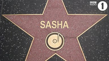 Image for Sasha enters the Hall of Fame