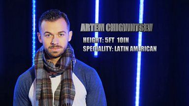 Image for Pro Challenge with Artem Chigvintsev