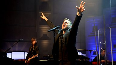 Image for Gary Barlow - Face To Face (live for Radio 2 In Concert)