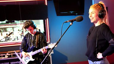 Image for London Grammar - Night Call in the Live Lounge
