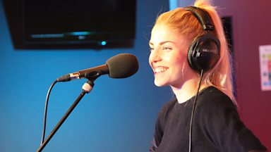 Image for London Grammar - Wrecking Ball in the Live Lounge