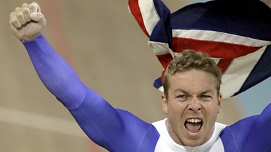 Image for Sir Chris Hoy is ready for Glasgow's Commonwealth Games