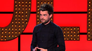 Image for Jack Whitehall on Budget airline