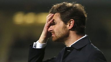 Image for André Villas-Boas: from Sunday defeat to Monday sacking