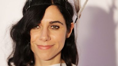 Image for Singer-songwriter PJ Harvey
