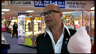 Image for Harry Hill hits the silver screen
