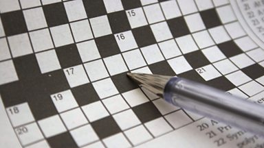 Image for Celebrating 100 years of the crossword