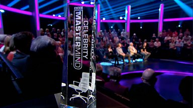 Image for Celebrity Mastermind 2013/14 preview