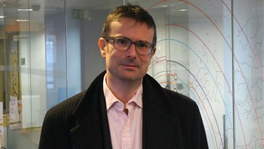 Image for Robert Peston chats to Steve Wright
