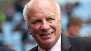 Image for Greg Dyke: Qatar World Cup was