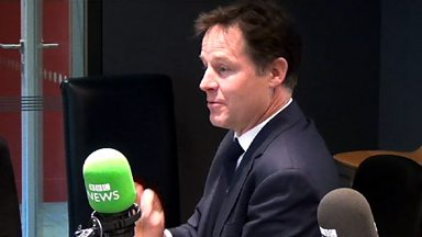 Image for Nick Clegg: