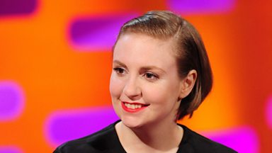 Image for Lena Dunham has never been clubbing