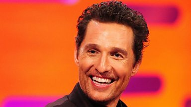 Image for Matthew McConaughey's mum exposes his private life