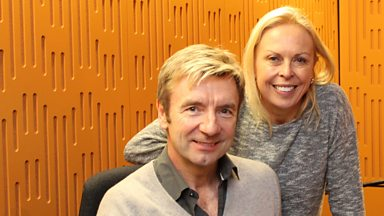 Image for Torvill & Dean: 'Bells weren't ringing'